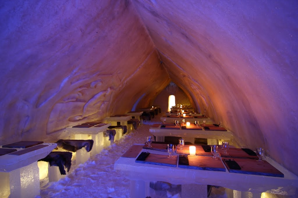 Excursion To Snow Hotel With Dinner