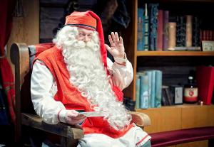 Private Meeting Tour With Santa Claus